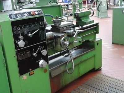 Voest Alpin Drehmaschine DA 180 - 800 DA 180-800
