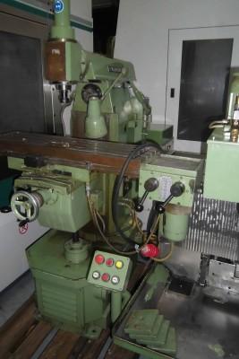 Kunzmann Fräsmaschine UF 6 A UF 6 N