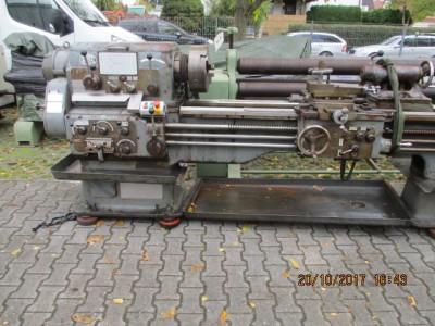 Drehmaschine Heidenrich  -  habeck VDF  V 3 K Habich V 3 K