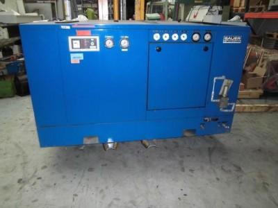 Kompressoranlage Bauer BD 17,0-11 BD 17,0-11