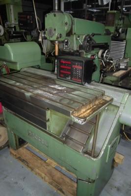 Fraesmaschine Deckel FP 3 L FP 3 L