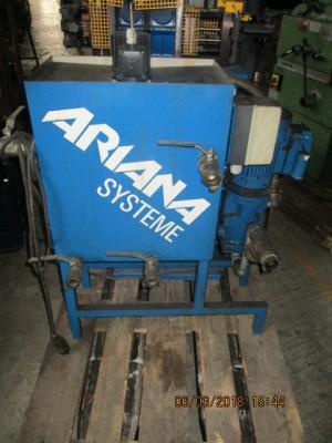 Wartungsanlage für Kühlmittel ARIANA R 3000 ARIANA R 3000