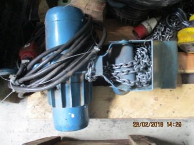 Stahl Kettenzug R6 Stahl R6