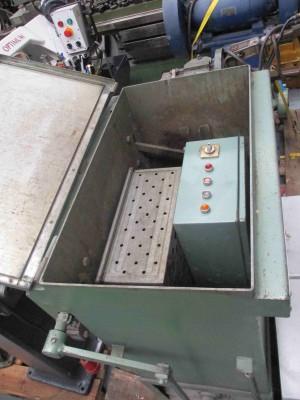 Tauchbadreinigungsmaschine Typ Sondermat