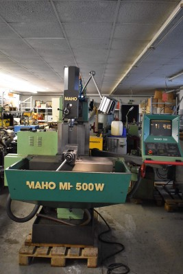 Fräsmaschine Maho MH 500 W MH 500 W