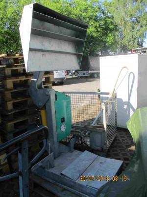 Mülltonnenpresse CPT 1.1 -unbekannt-