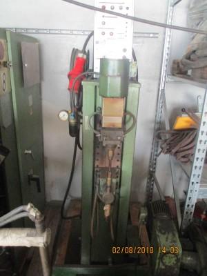 Dalex Punktschweißmaschine PMS  10- 2 PMS10-2