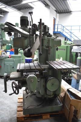 Deckel Universal-Nachformfräsmaschine KF12 KF 12