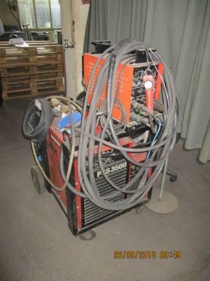 Kemppi Schweißgerät PSS3500 PSS3500