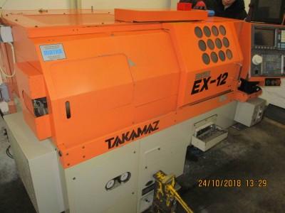 Takamaz  CNC-Drehmaschine EX-12 EX-12