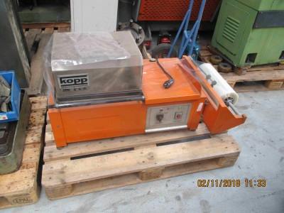 Kopp Verpackungsmaschine/Schrumpffolienmaschine Torre