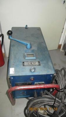 Oberlikon Schweißgerät Typ RED 341