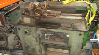 Weiler Revolverdrehmaschine RDU 260/38 RDU 260/38