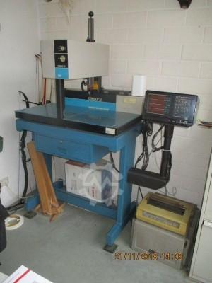 Cordax 4 Messmaschine Cordax 4