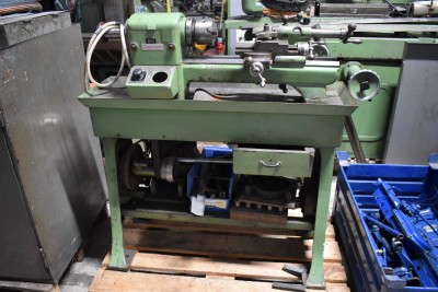 Lorch Mechanikerdrehmaschine 5012 Typ 5012