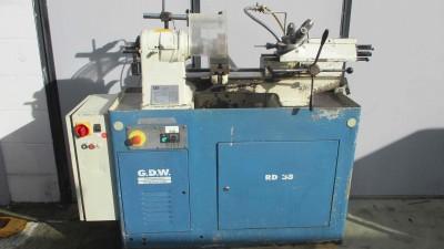GDW Revolverdrehmaschine RDU 260/38 RDU 260/38
