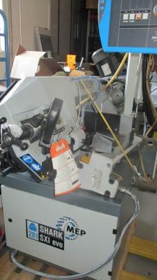 MEP Sägemaschine SHARK 281 SXI EVO