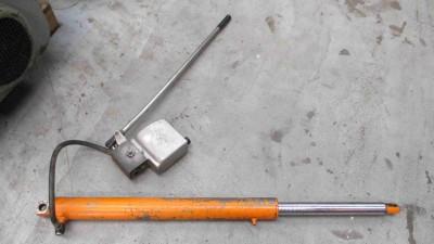 Aros Hydraulik Handpumpe HP 14-HD-B 1,5