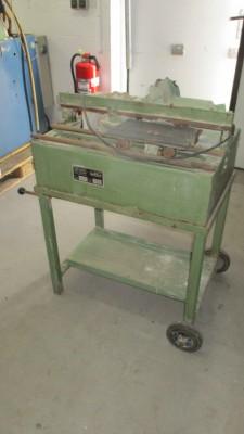 Wassmer Schleifmaschine KKM01+  KFM02