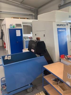Hurco Bearbeitungszentrum VMX42 VMX42