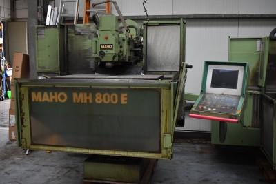 Fräsmaschine Maho 800E MH 800E