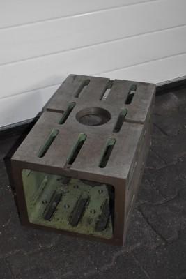 Aufspannwürfel Stahl -unbekannt-