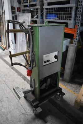 Punktschweißmaschine Tecna 4602