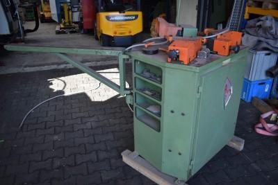 Hermann Loth Eckverbindungsmaschine HP 208
