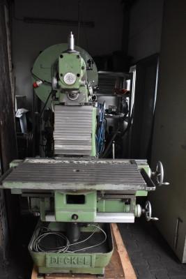 Deckel Fräsmaschine FP3 FP3