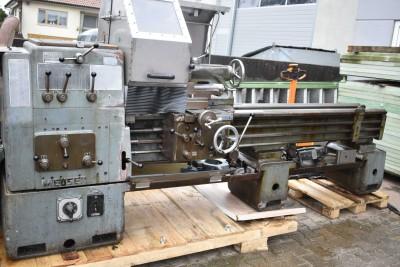 Meuser Leit/Zugspindeldrehmaschine M2L M2L