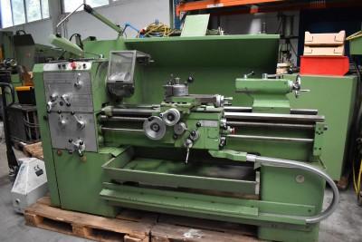 Voest Alpin Leit-Zugspindeldrehmaschine DA180/1