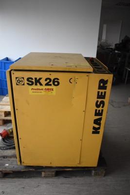 Kaeser Schraubenkompressor SK 26 SK26