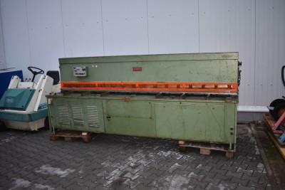 Schröder Tafelschere 3000x4,0
