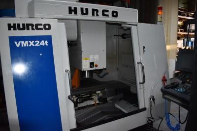 Hurco Bearbeitungszentrum VMX 24 T
