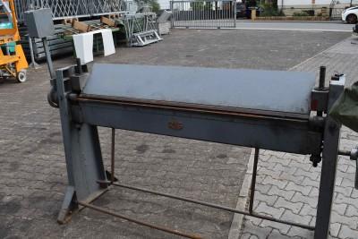 RAS Schwenkbiegemaschine RAS 62.30