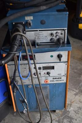 Dalex Schutzgas Schweißmaschine DALEX CGL (W) 277