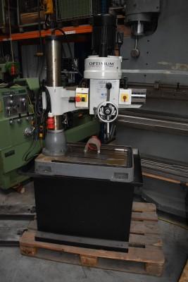 Optimum Radialbohrmaschine RB 35