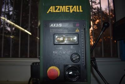 Alzmetall AX 3 S-N
